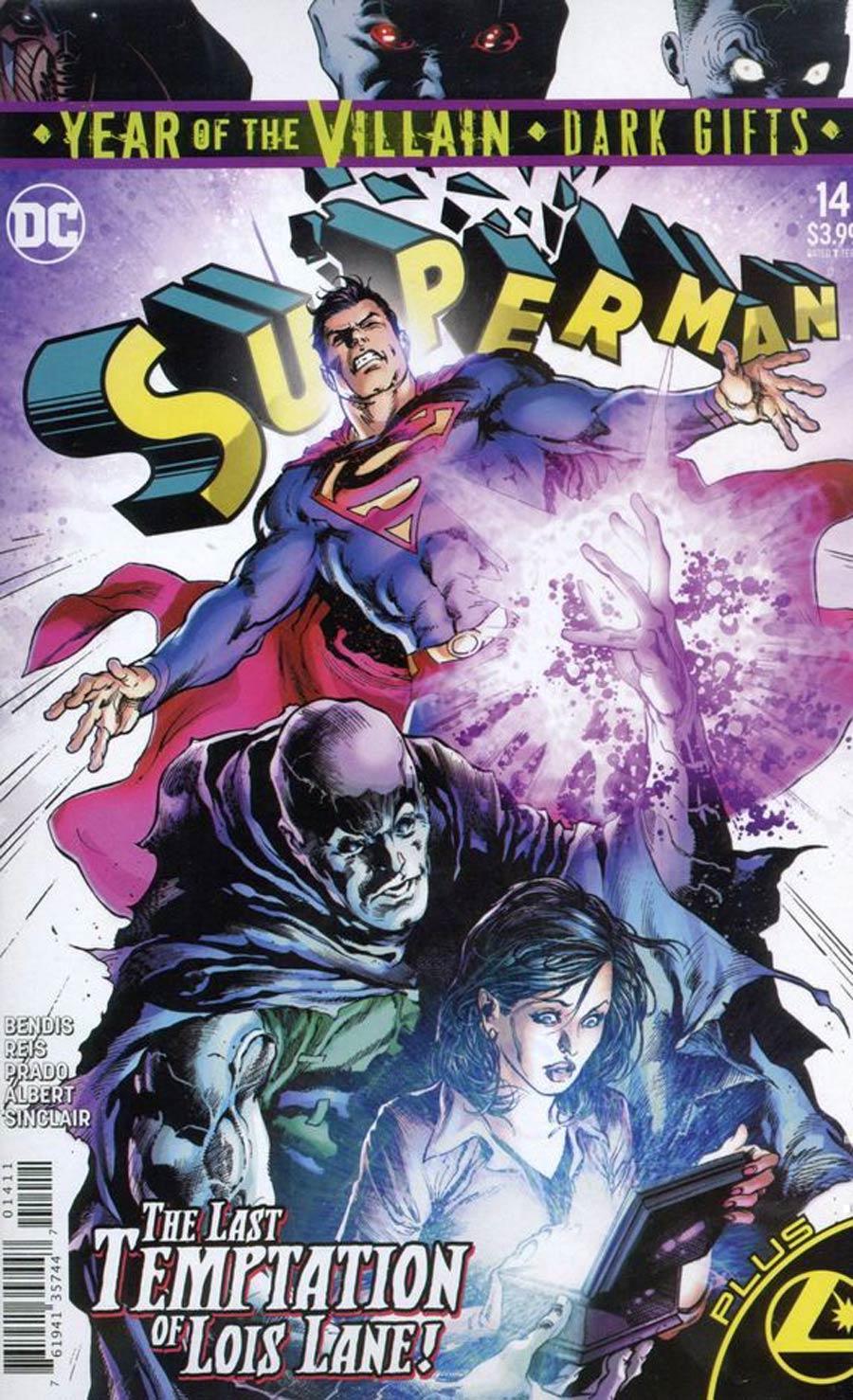 Superman Vol 6 #14 Cover C Recalled Edition Ivan Reis & Joe Prado Cover
