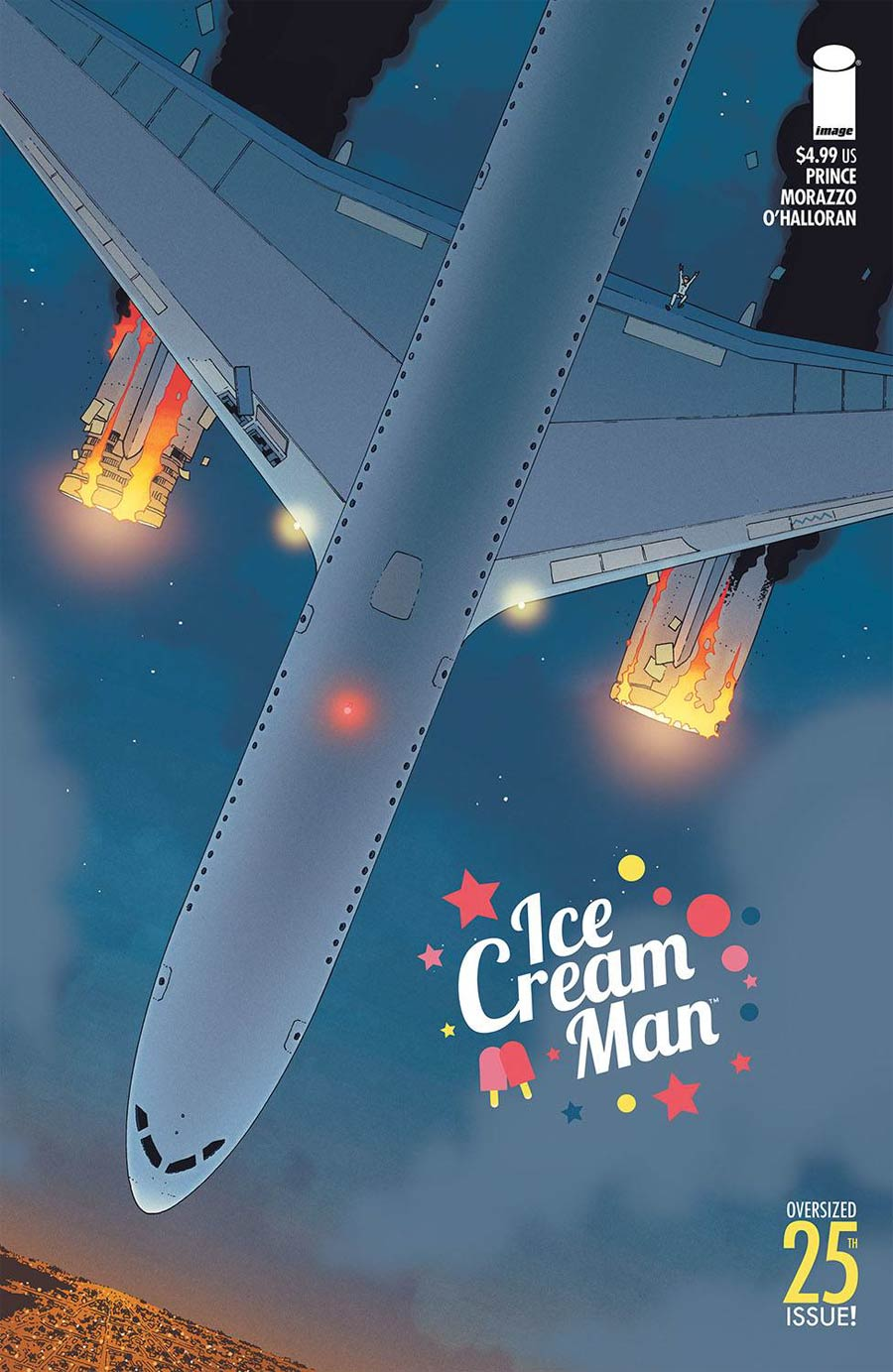 Ice Cream Man #25 Cover A Regular Martin Morazzo & Chris OHalloran Cover