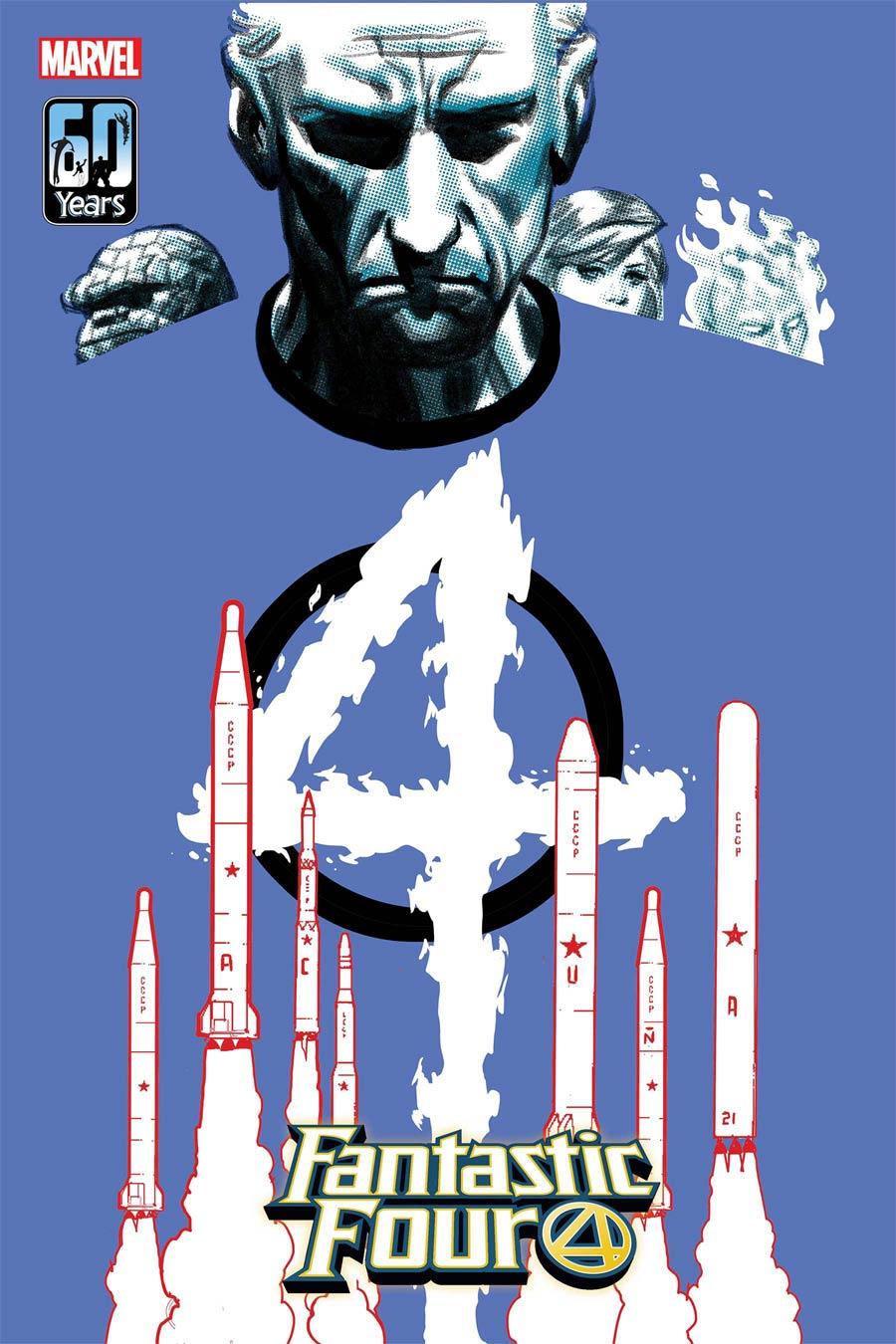 Fantastic Four Life Story #3 Cover A Regular Daniel Acuna Cover
