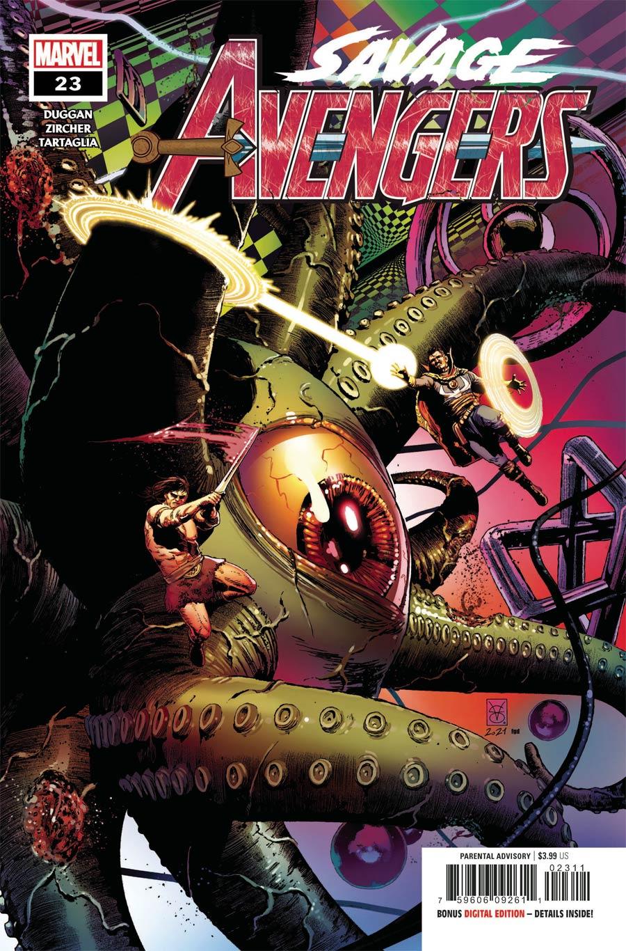 Savage Avengers #23