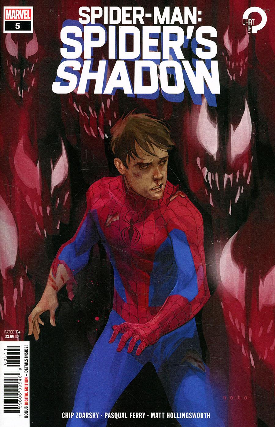 Spider-Man Spiders Shadow #5