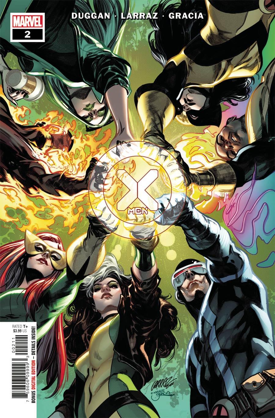 X-Men Vol 6 #2 Cover A Regular Pepe Larraz Cover