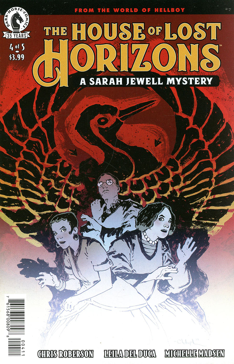 House Of Lost Horizons A Sarah Jewell Mystery #4