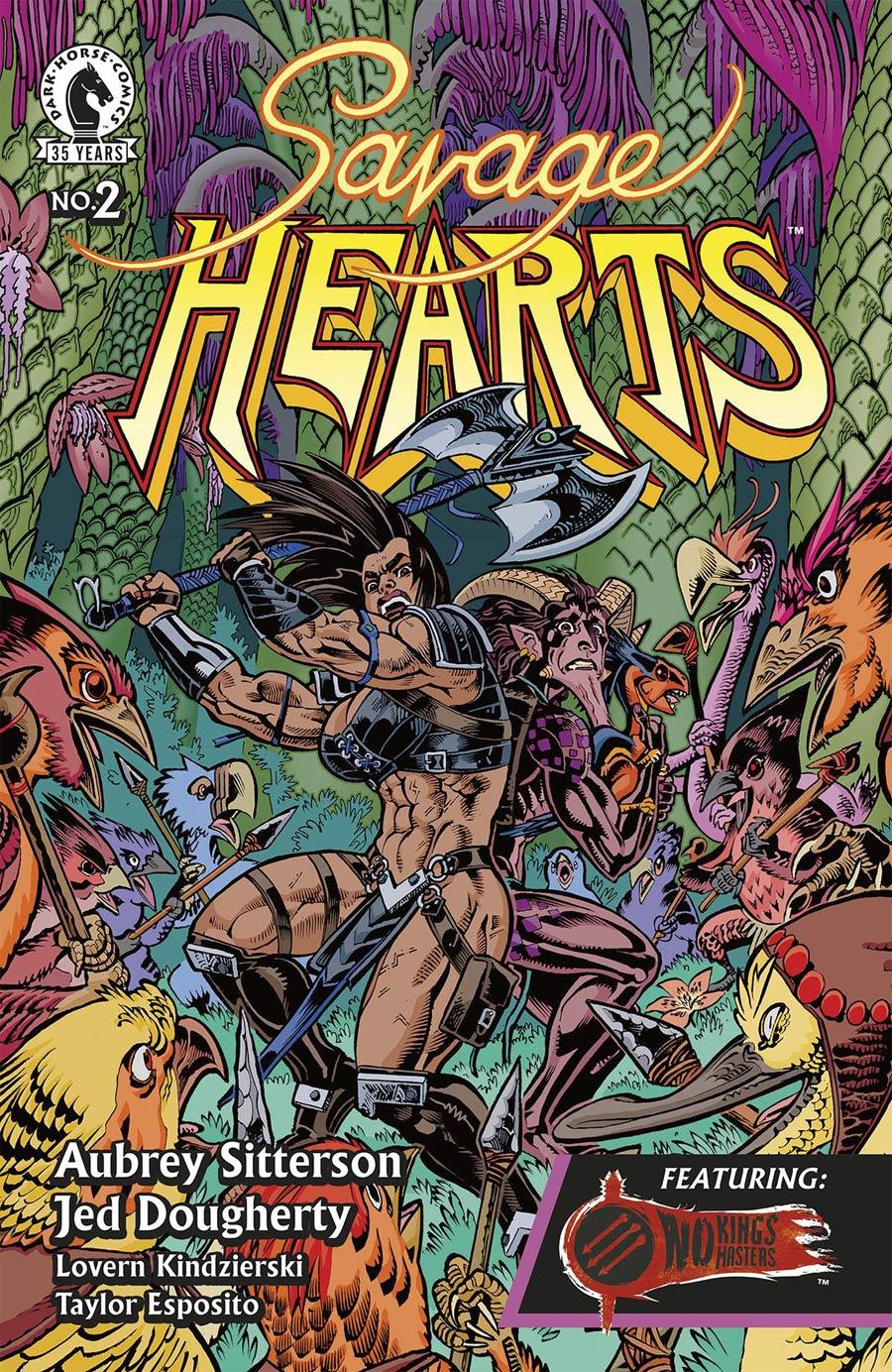 Savage Hearts #2