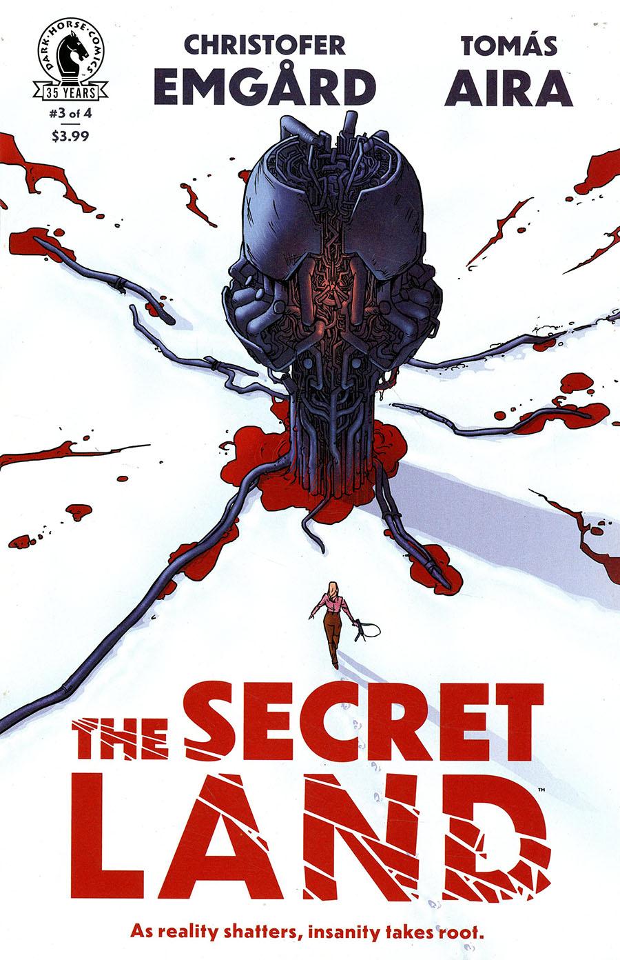 Secret Land #3