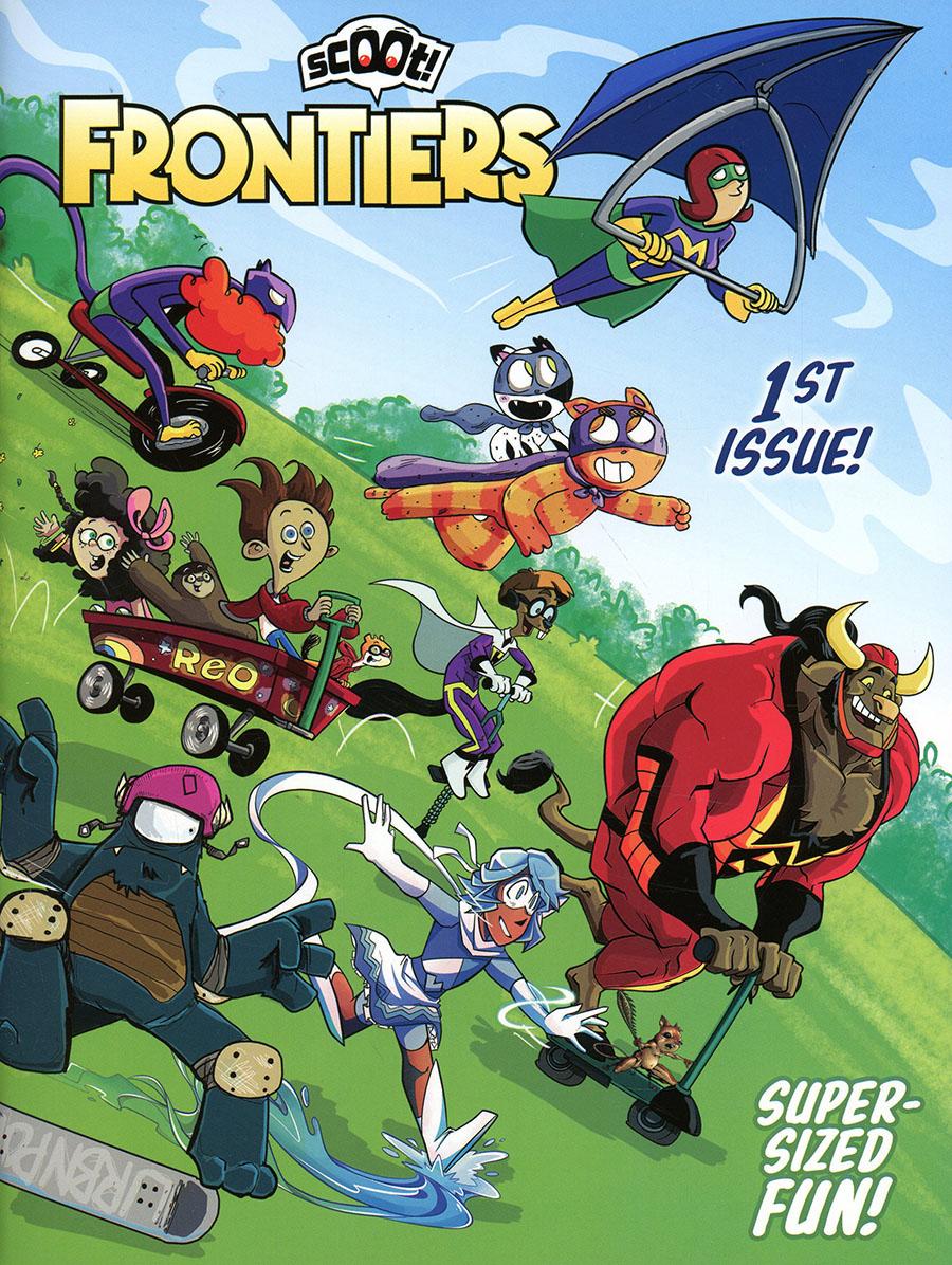 Scoot Frontiers #1