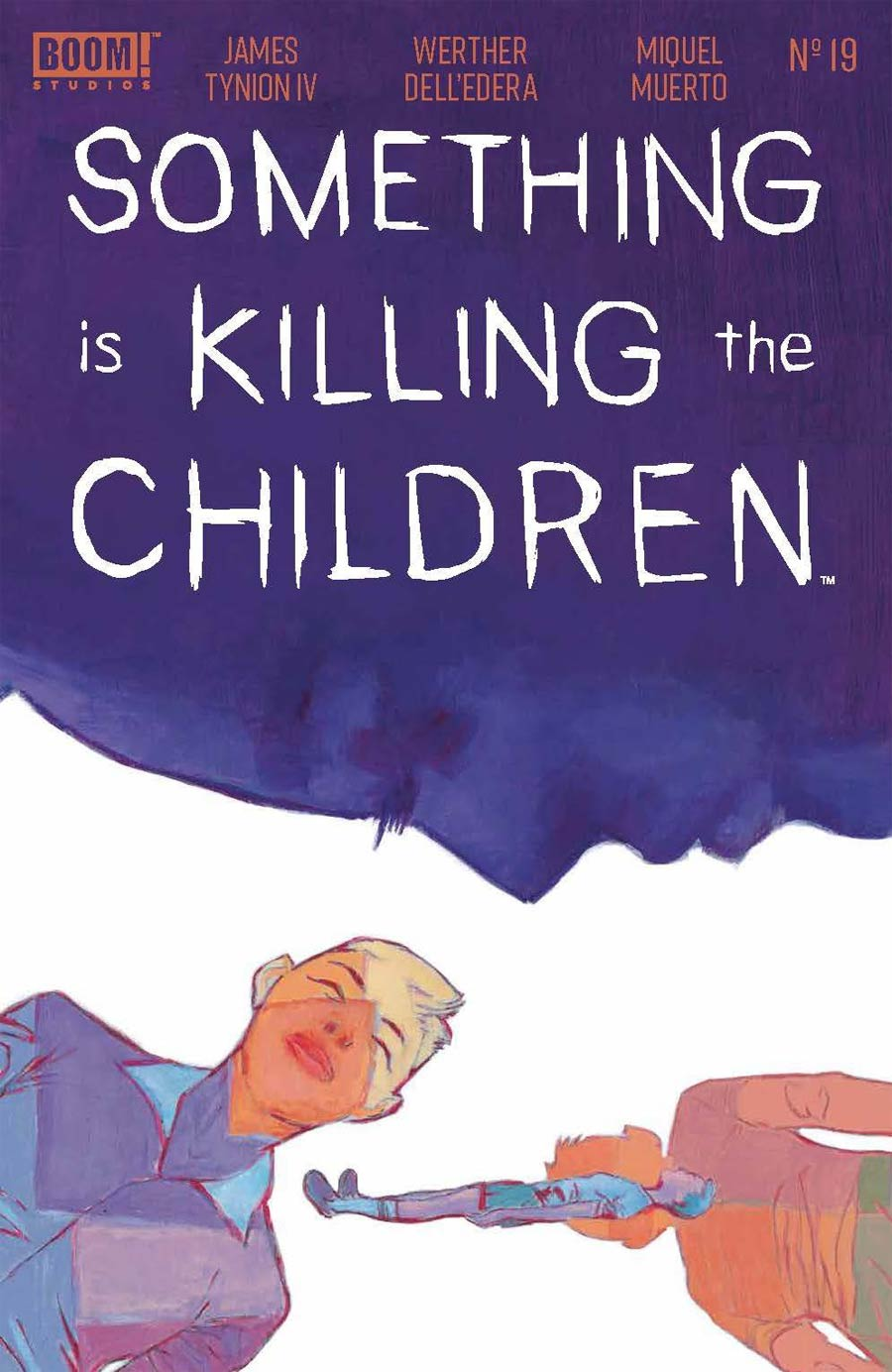 Something Is Killing The Children #19 Cover A Regular Werther Dell Edera Cover