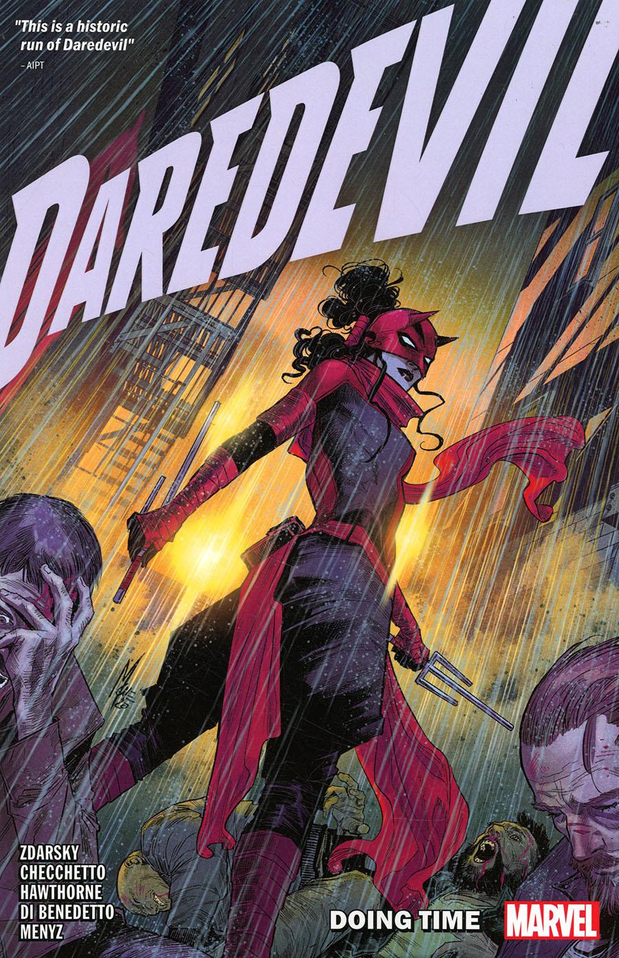 Daredevil By Chip Zdarsky Vol 6 Doing Time TP