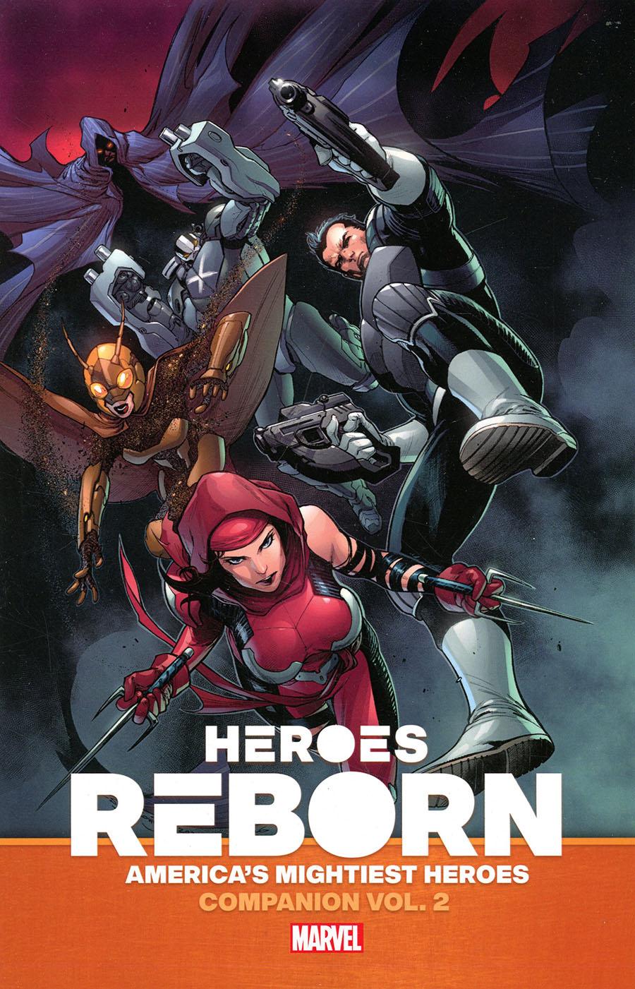 Heroes Reborn Americas Mightiest Heroes Companion Vol 2 TP