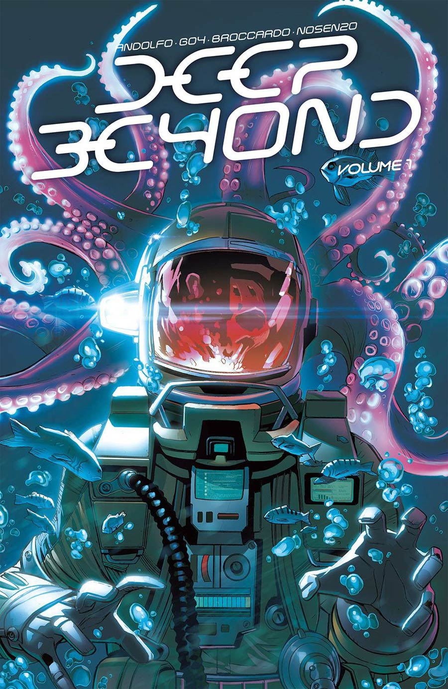 Deep Beyond Vol 1 TP