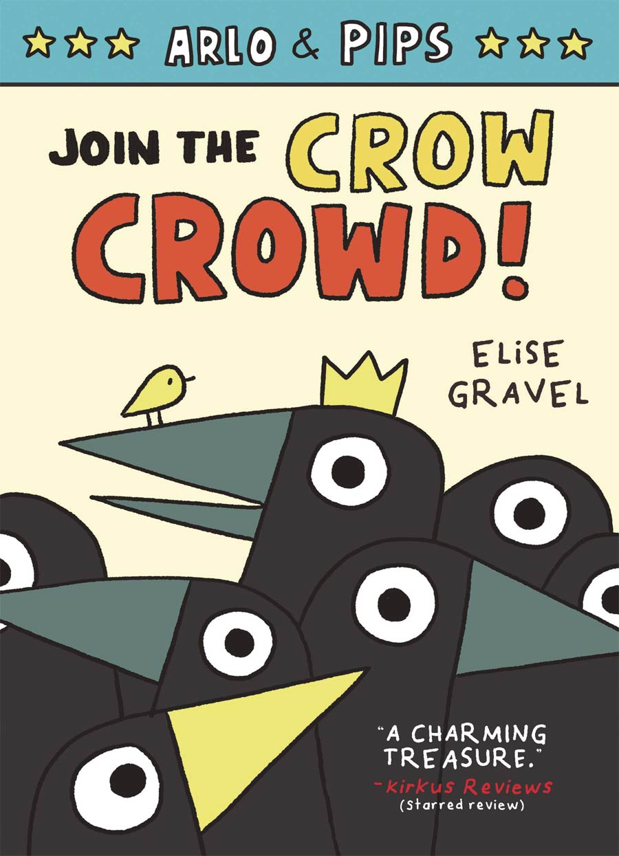 Arlo & Pips Vol 2 Join The Crow Crowd TP