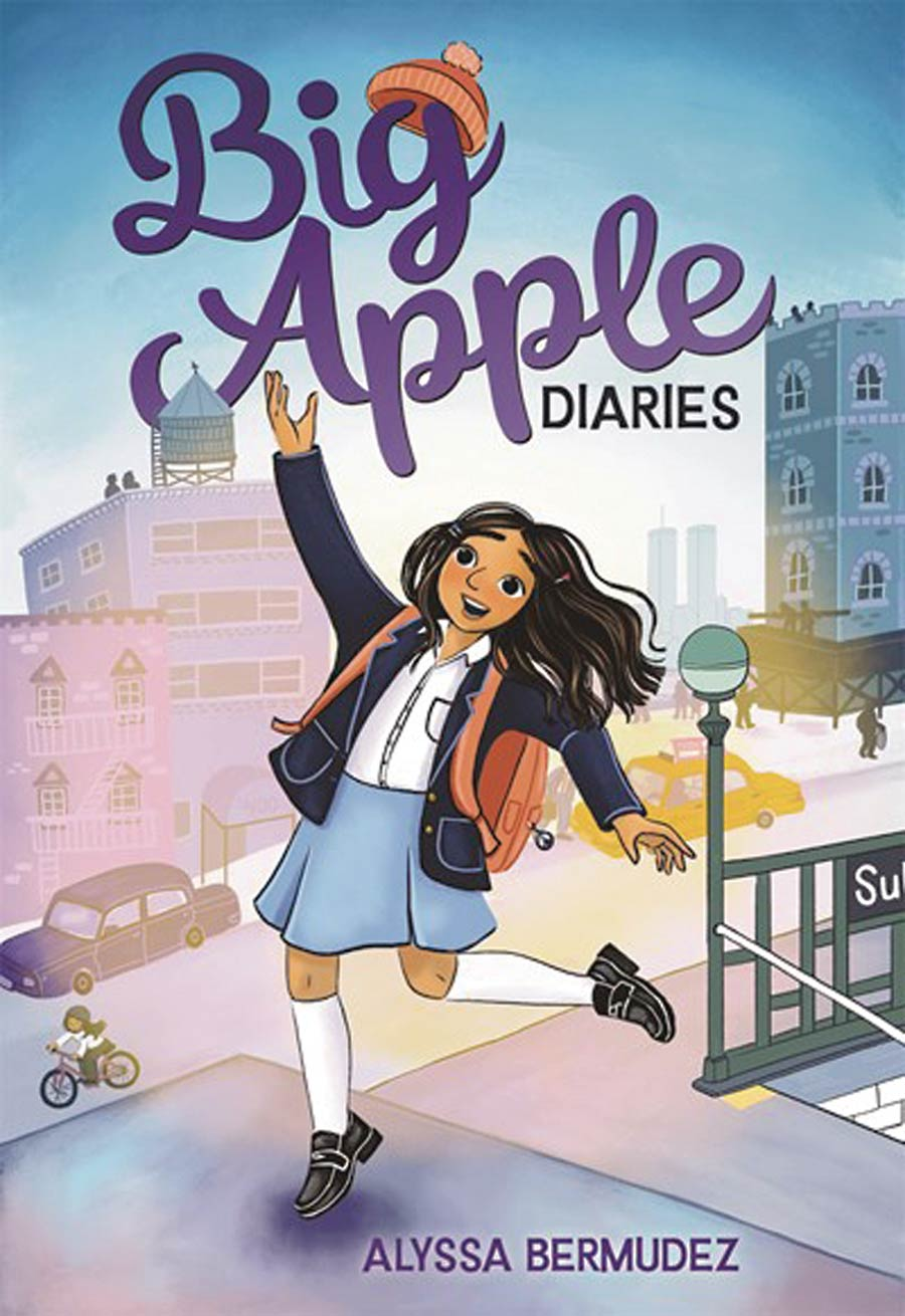 Big Apple Diaries TP