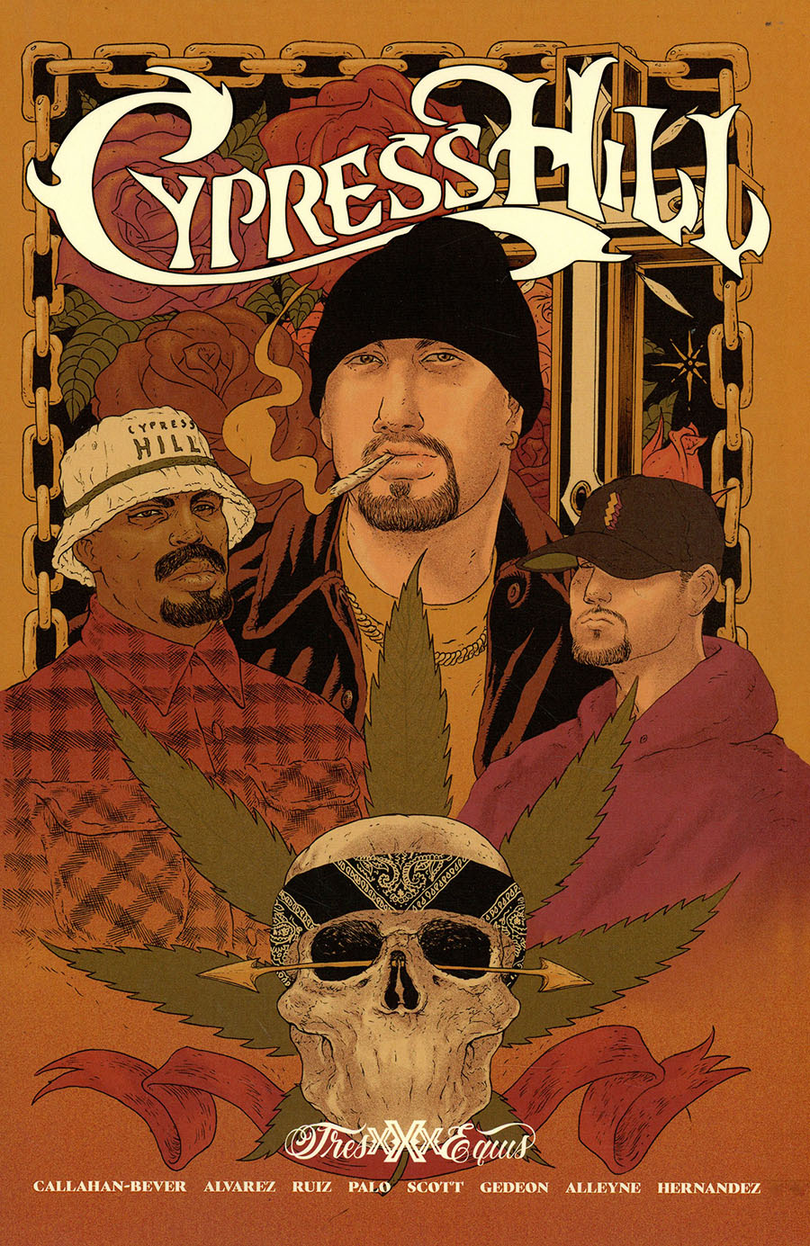 Cypress Hill Tres Equis TP English Edition