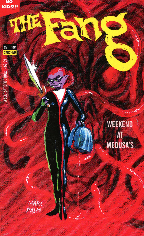 Fang Vol 2 Weekend At Medusas TP