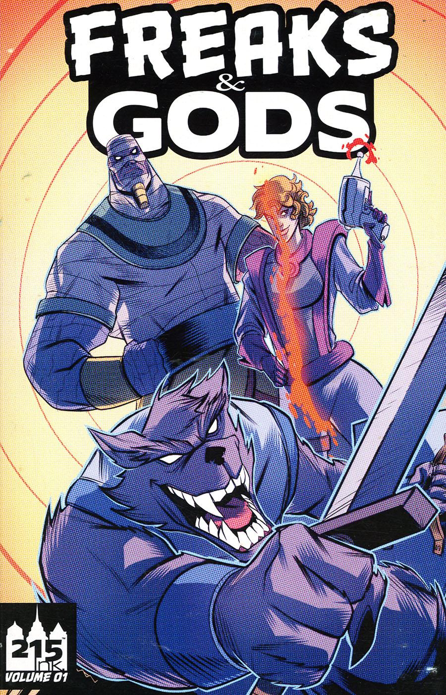 Freaks & Gods Vol 1 TP