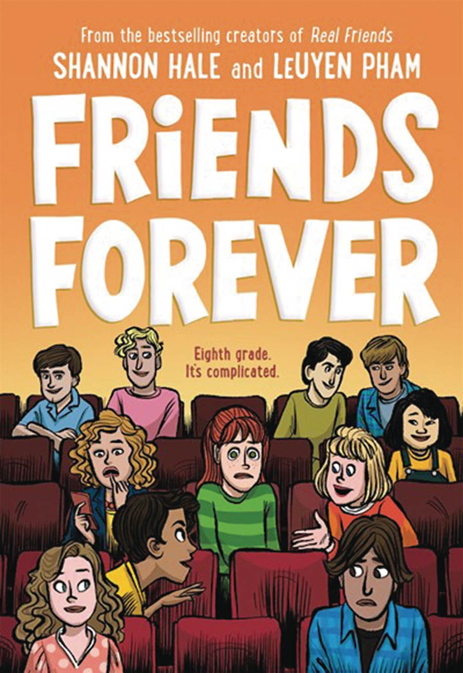 Friends Forever TP