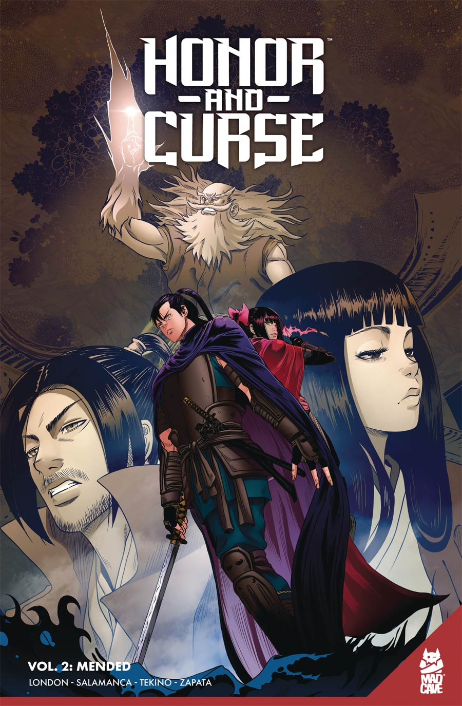 Honor And Curse Vol 2 Mended TP