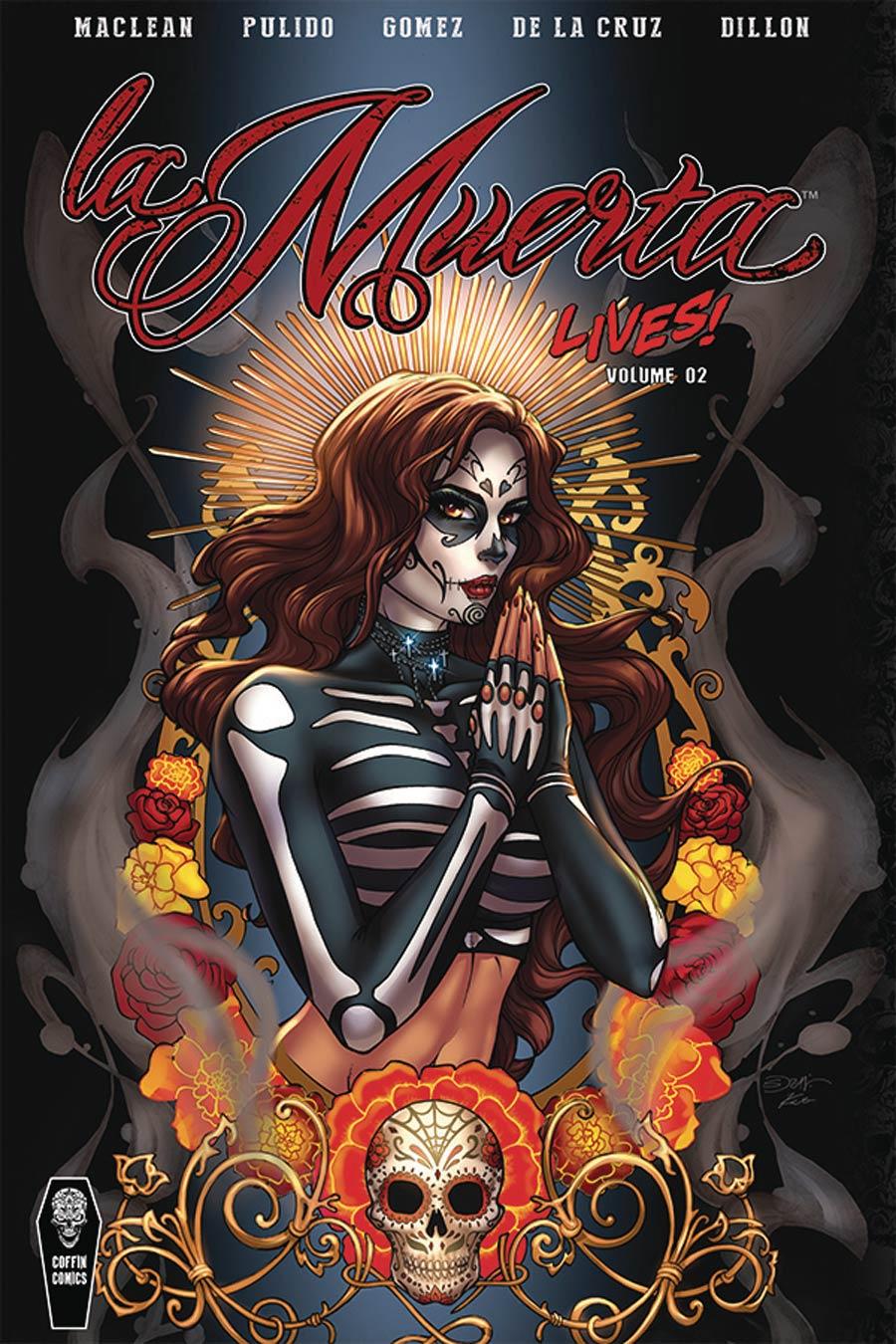 La Muerta Lives Vol 2 HC