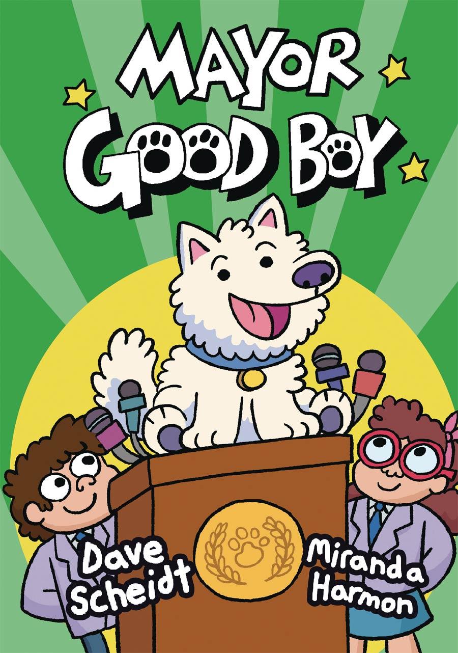 Mayor Good Boy Vol 1 HC