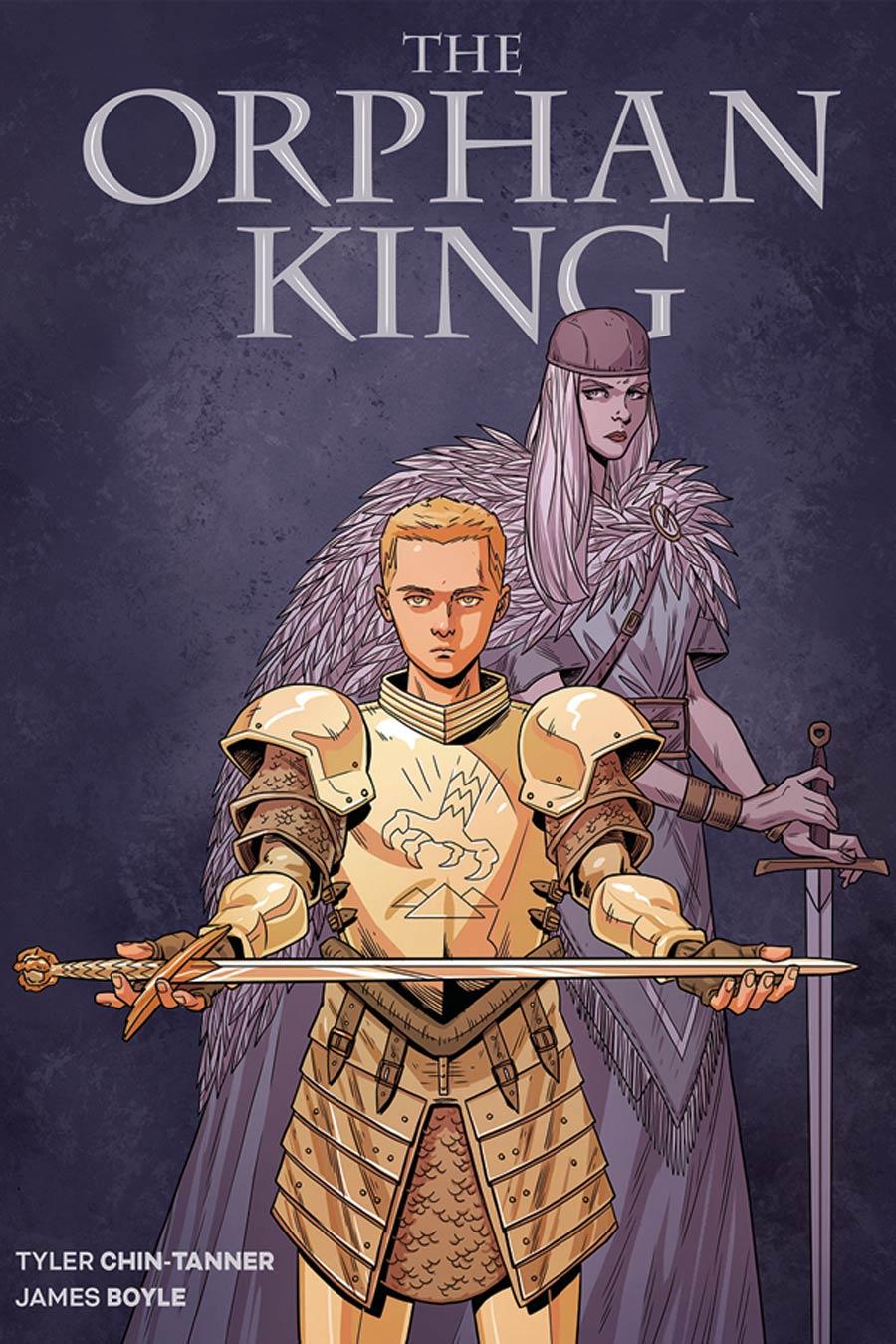 Orphan King Vol 1 GN