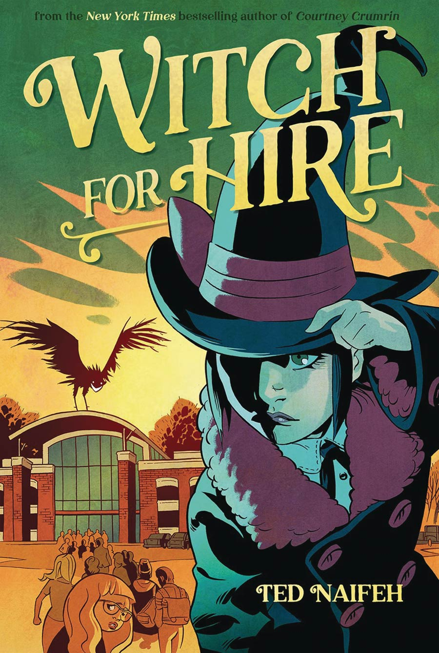 Witch For Hire TP