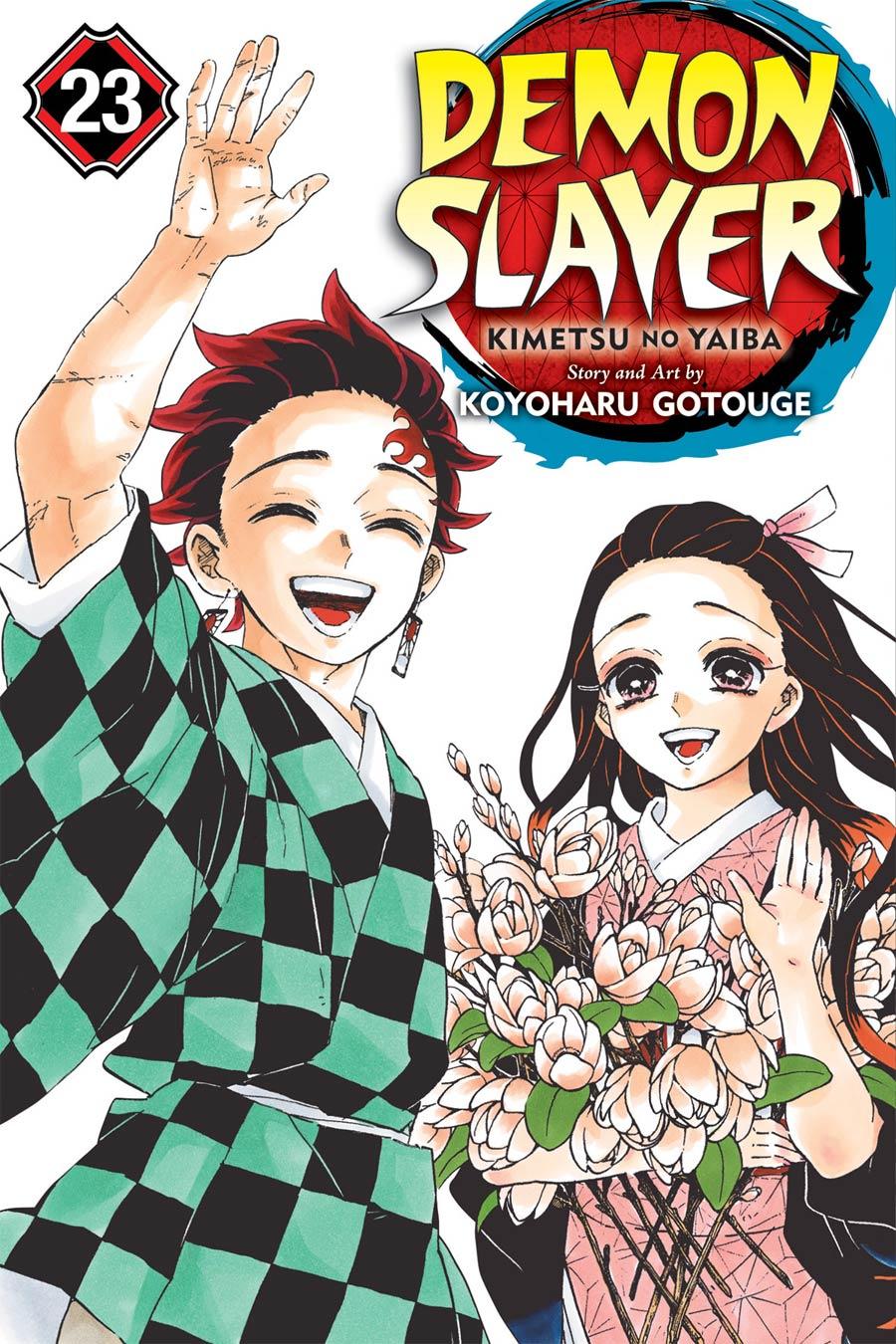 Demon Slayer Kimetsu No Yaiba Vol 23 GN