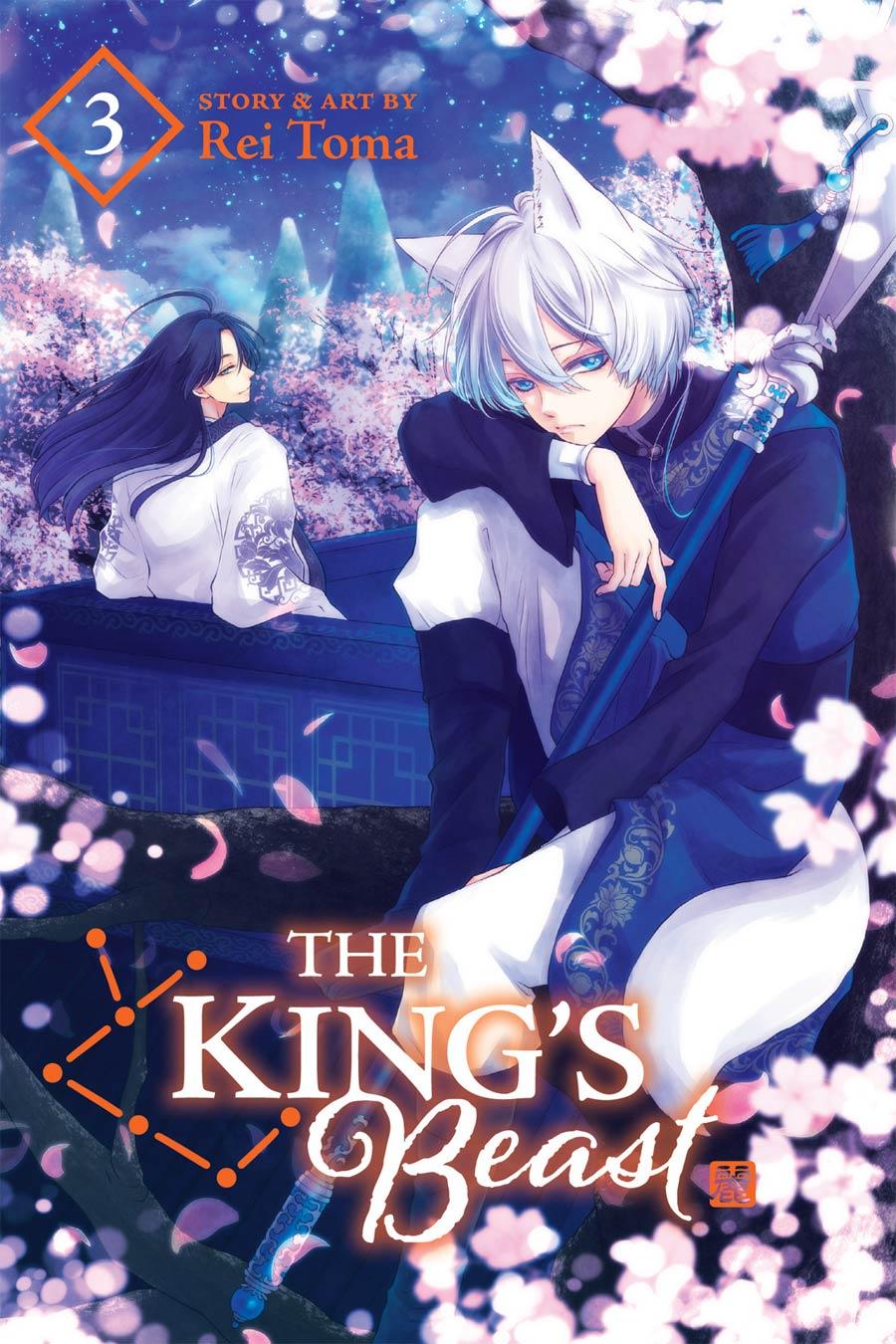 Kings Beast Vol 3 GN