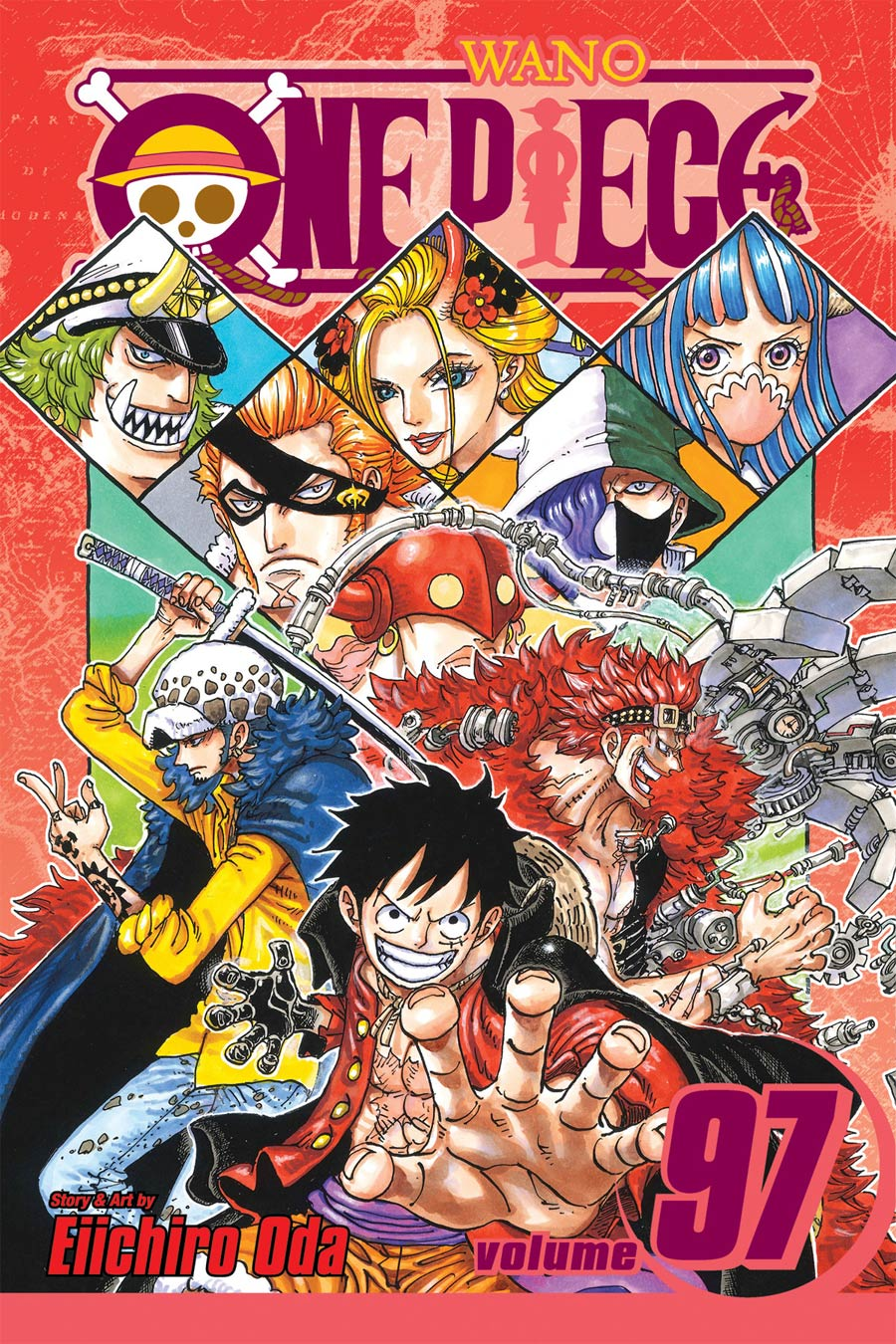 One Piece Vol 97 Wano GN