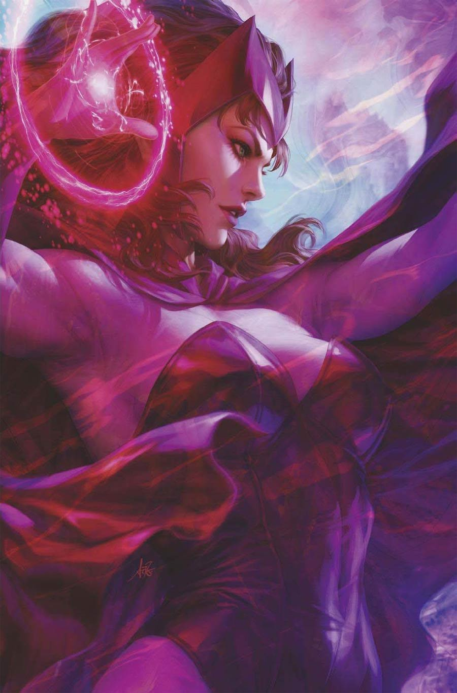 X-Men Trial Of Magneto #1 Cover J Incentive Stanley Artgerm Lau Virgin Cover