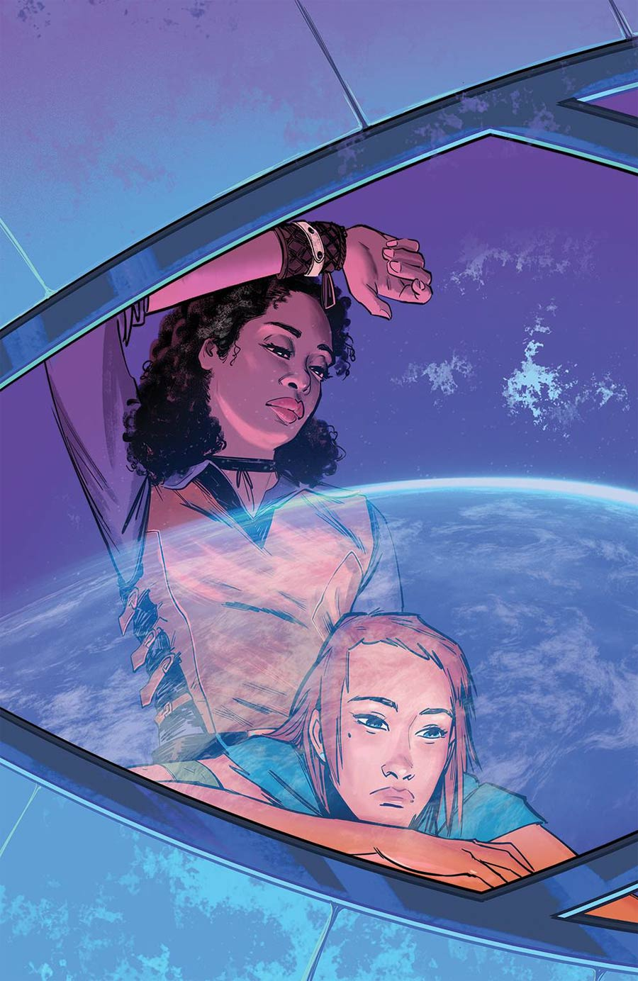 Firefly Brand New Verse #4 Cover F Incentive Veronica Fish Virgin Cover
