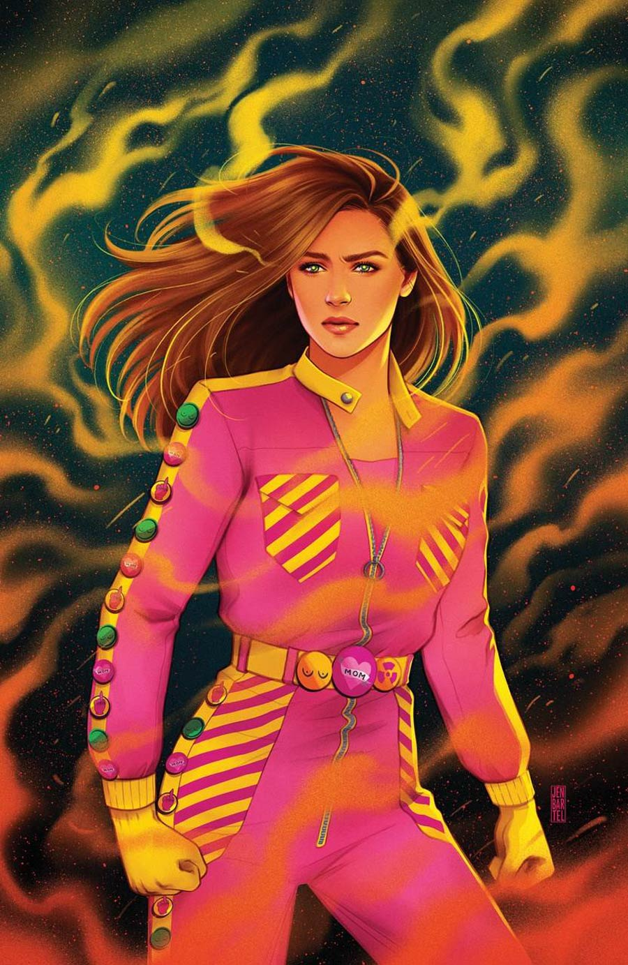 M.O.M. Mother Of Madness #1 Cover G Incentive Jen Bartel Virgin Cover