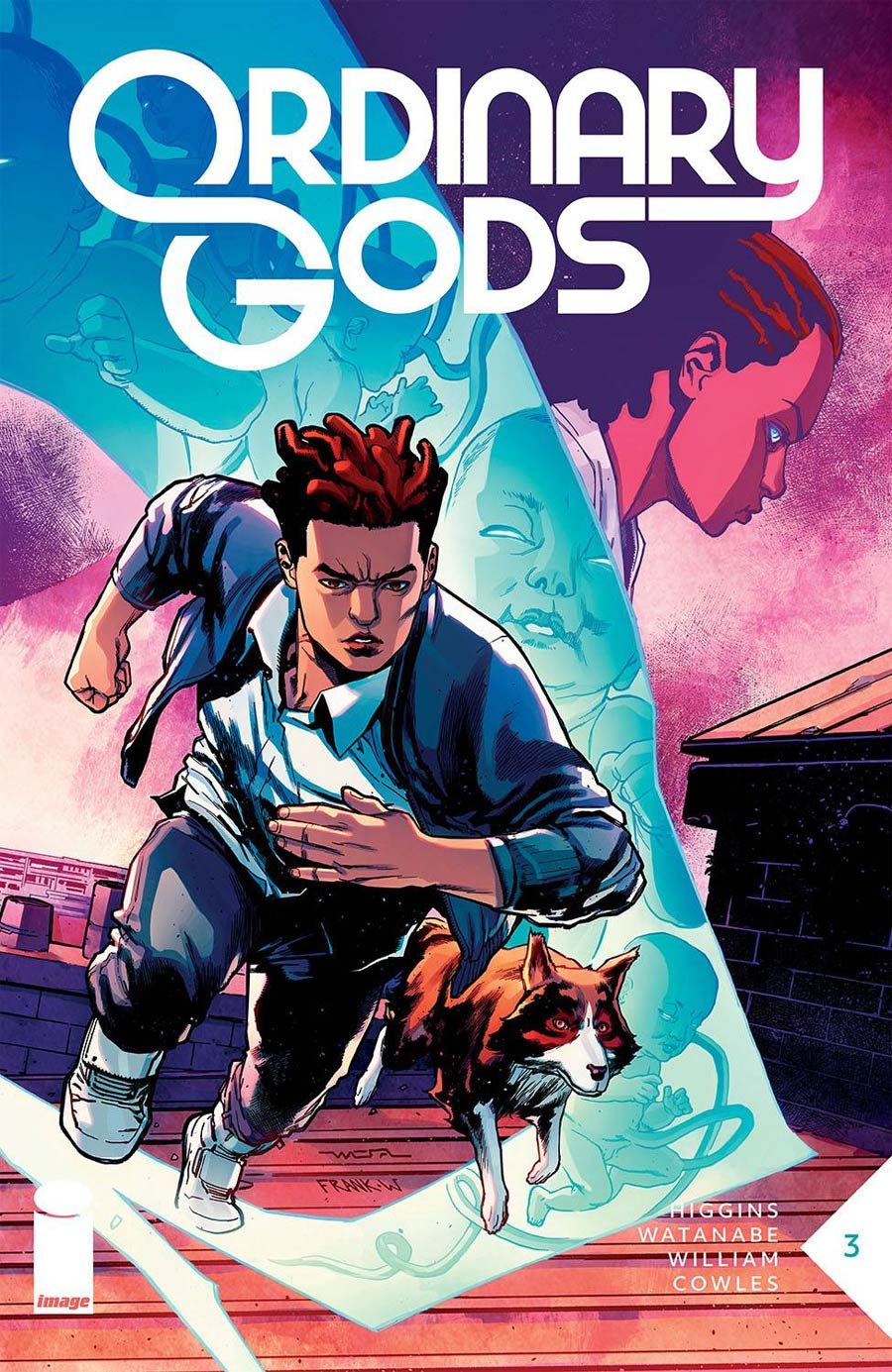 Ordinary Gods #3 Cover A Regular Felipe Watanabe Cover