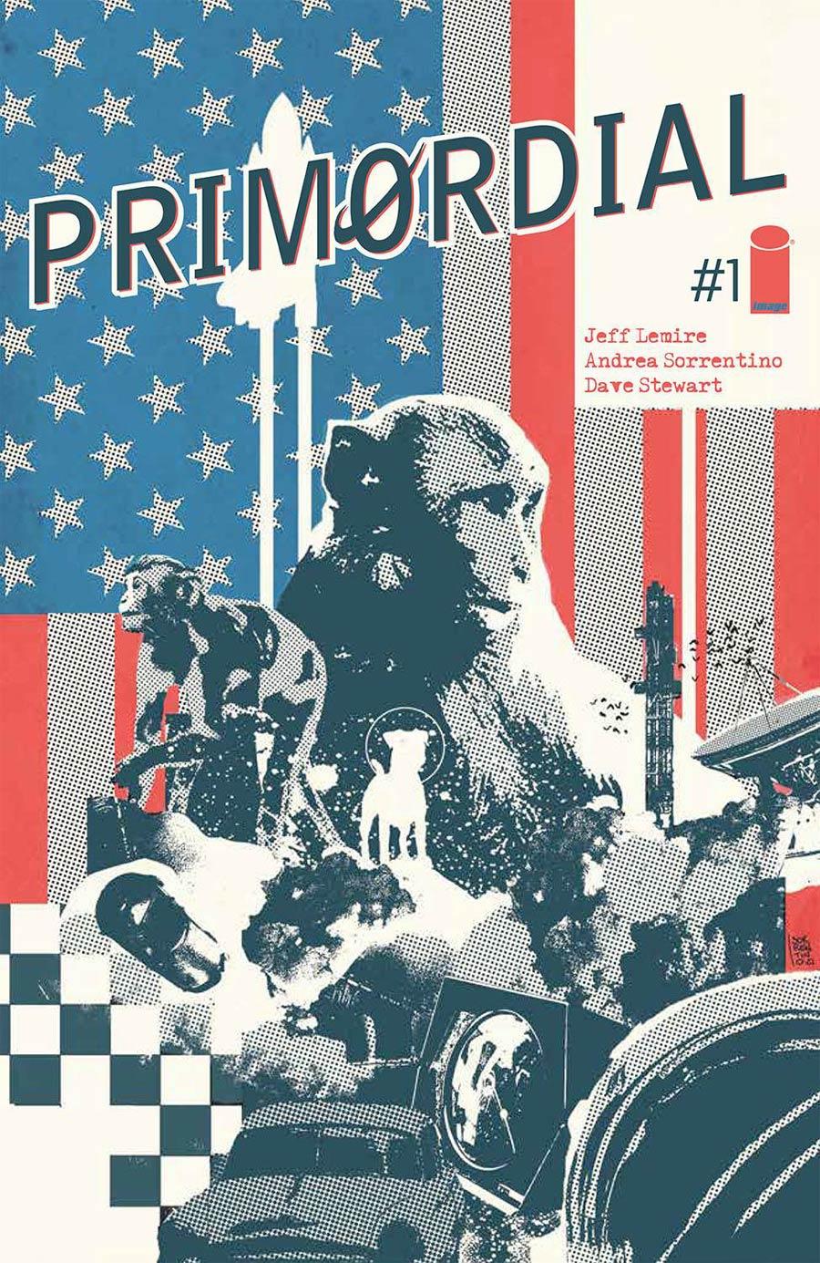 Primordial #1 Cover A Regular Andrea Sorrentino Cover