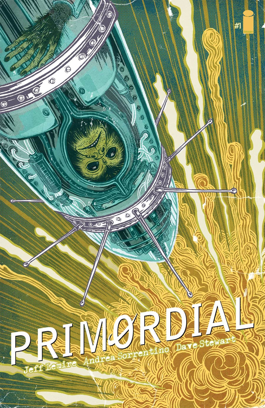 Primordial #1 Cover D Variant Yuko Shimizu Cover