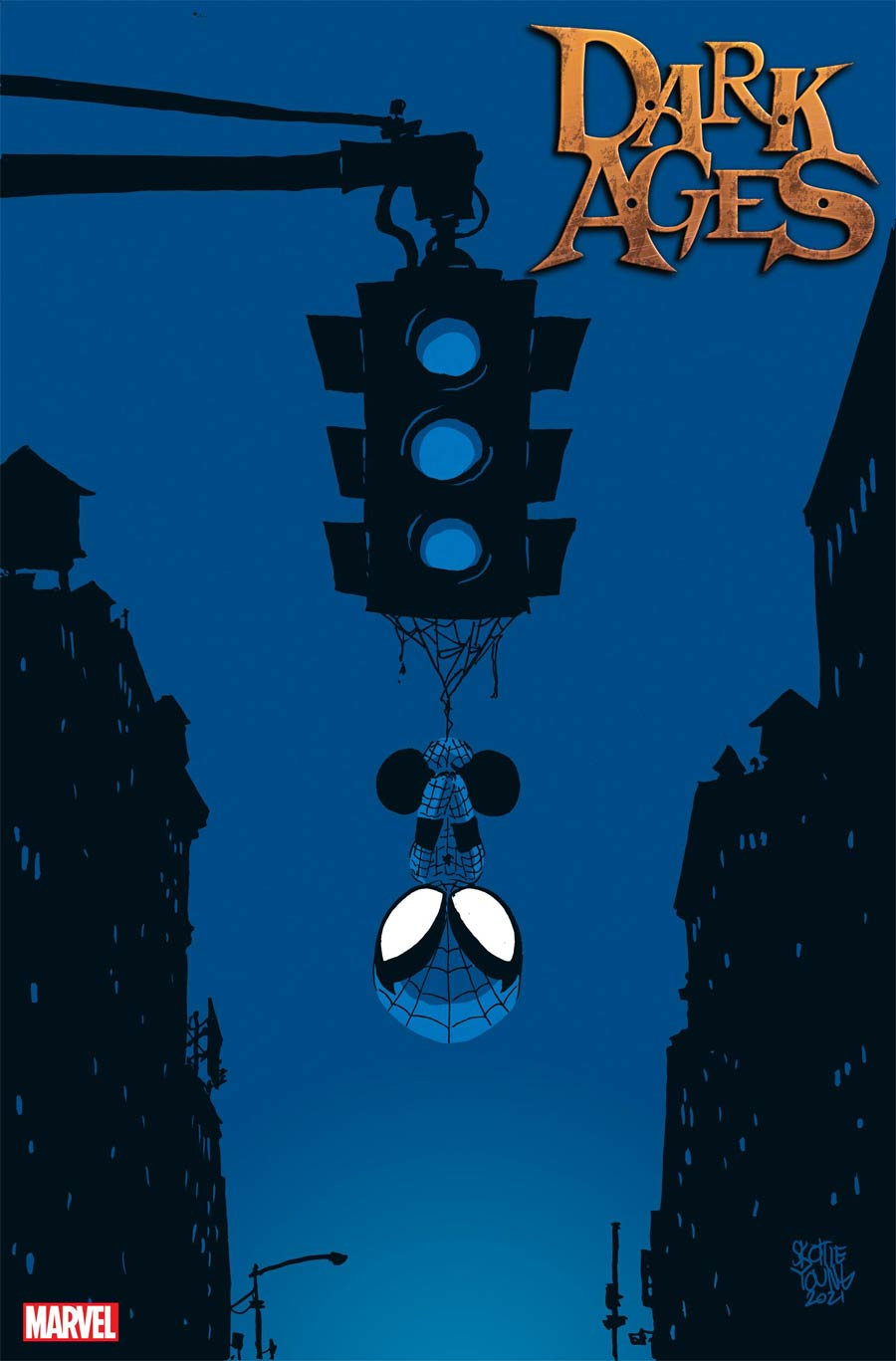 Dark Ages #1 Cover D Variant Skottie Young Cover (Limit 1 Per Customer)