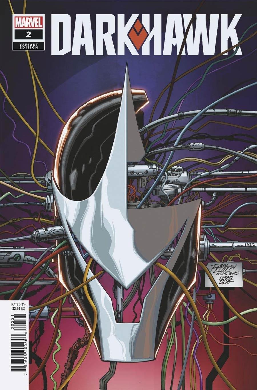 Darkhawk Vol 2 #2 Cover B Variant Ron Lim Cover