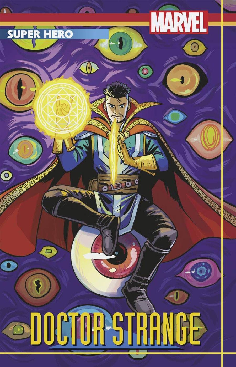 Death Of Doctor Strange #1 Cover C Variant Natacha Bustos Stormbreakers Cover