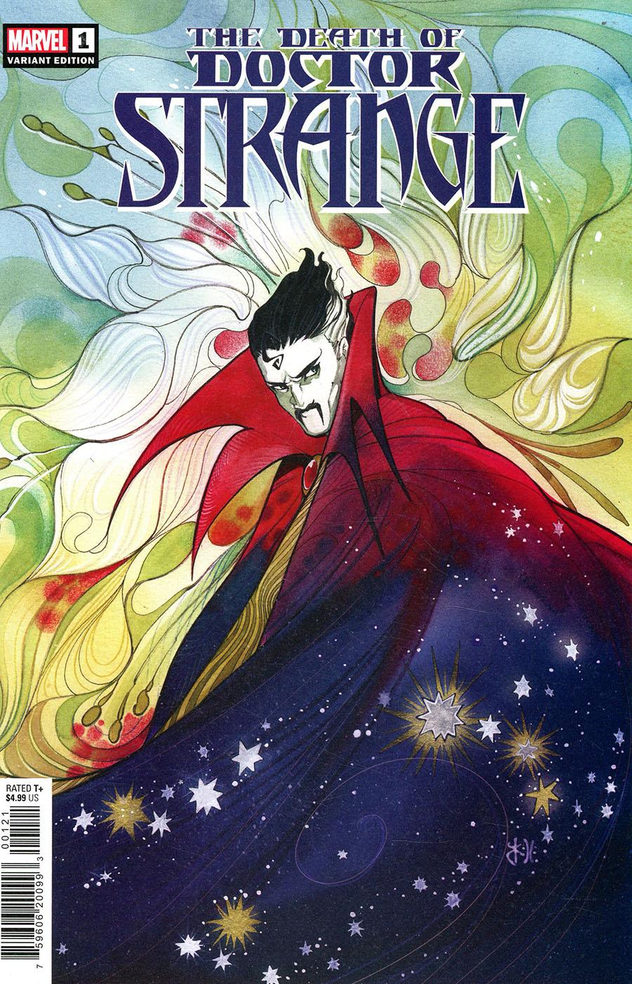 Death Of Doctor Strange #1 Cover D Variant Peach Momoko Cover