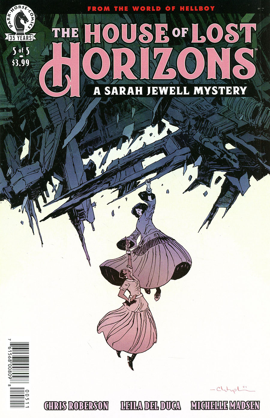 House Of Lost Horizons A Sarah Jewell Mystery #5