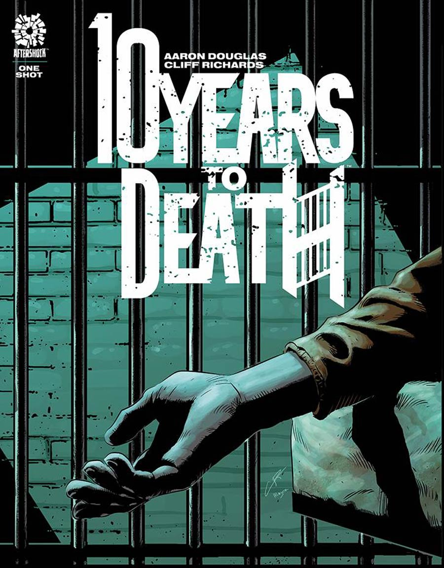 10 Years To Death #1 (One Shot) Cover A Regular Cliff Richards Cover