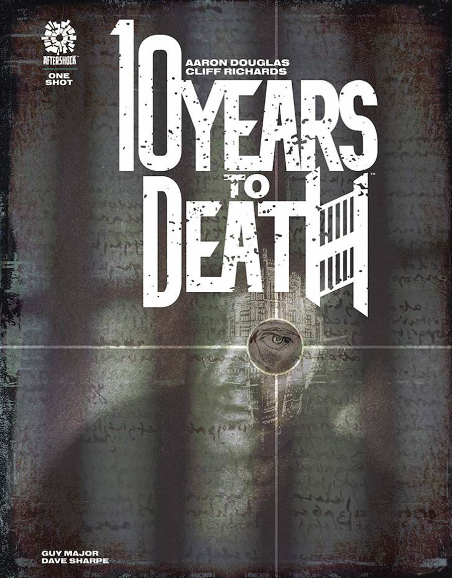 10 Years To Death #1 (One Shot) Cover C Variant Michael Gaydos Cover Signed By Aaron Douglas