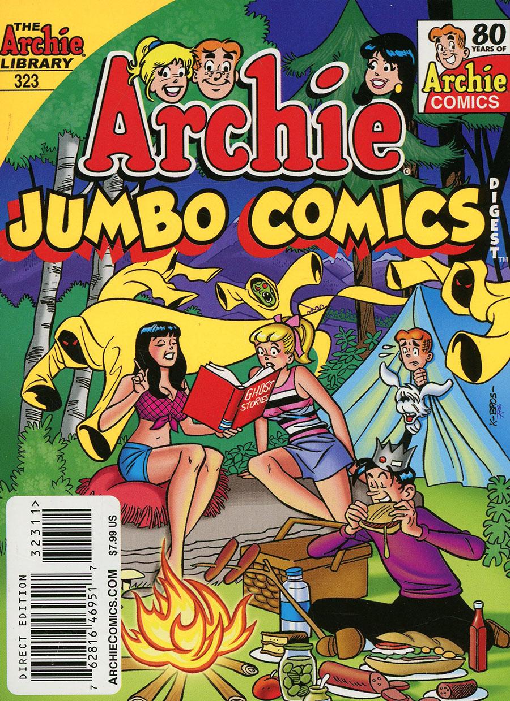 Archie Jumbo Comics Digest #323