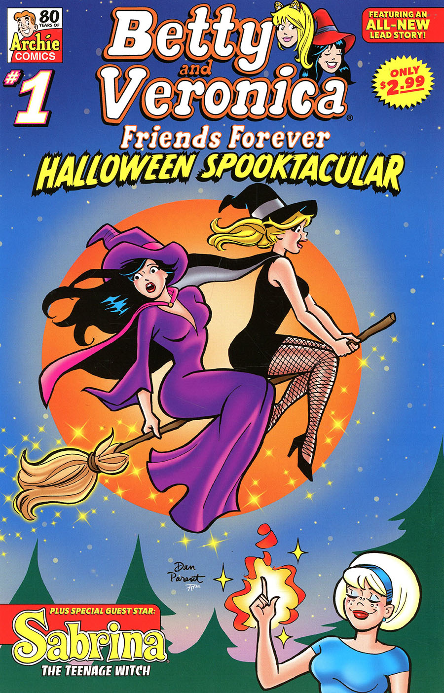 Betty And Veronica Friends Forever Halloween Spooktacular #1 (One Shot)