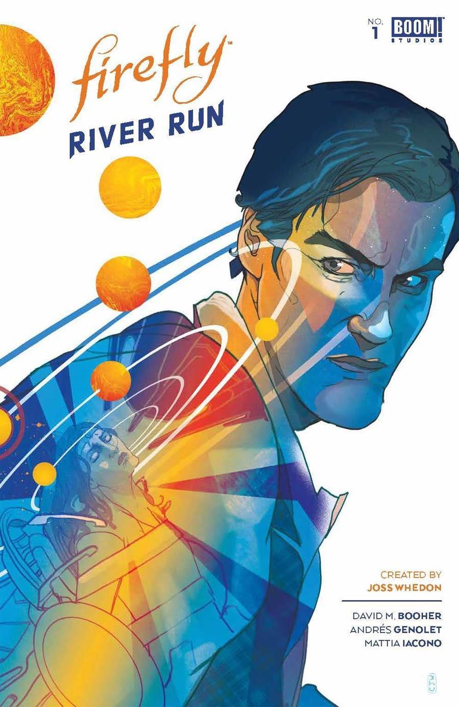 Firefly River Run #1 (One Shot) Cover A Regular Christian Ward Cover