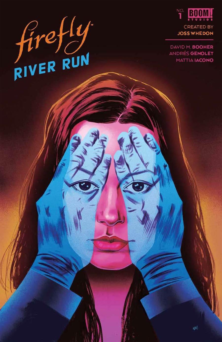 Firefly River Run #1 (One Shot) Cover B Variant Adam Gorham Cover