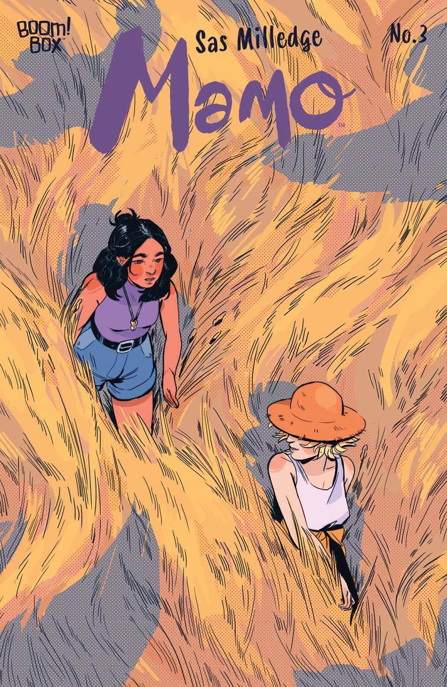 Mamo #3 Cover A Regular Sas Milledge Cover