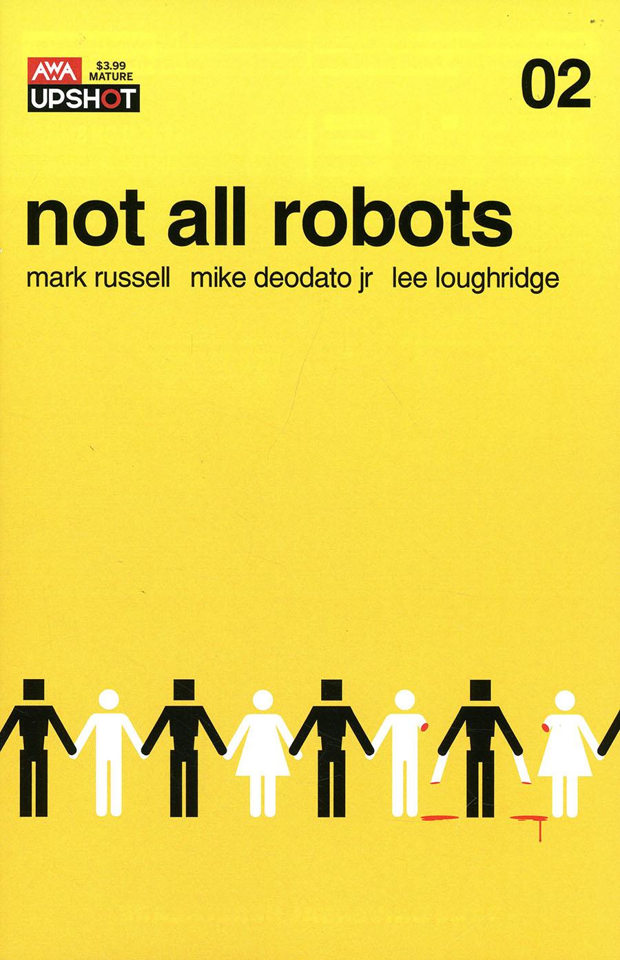 Not All Robots #2