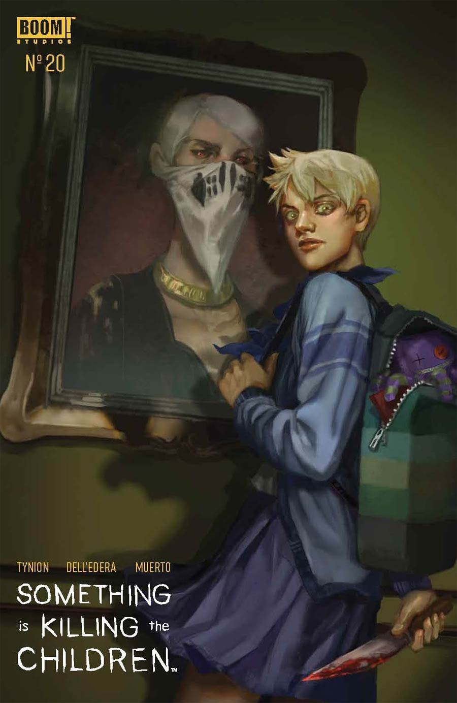 Something Is Killing The Children #20 Cover B Variant Evyn Fong Cover