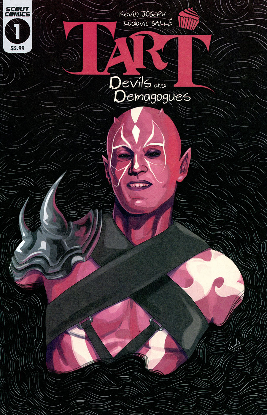 Tart Demons And Demagogues #1 (One Shot)