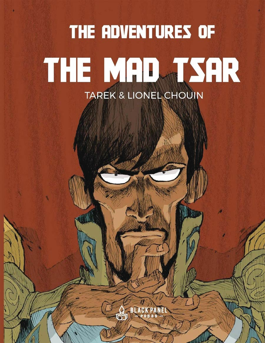 Adventures Of The Mad Tsar GN